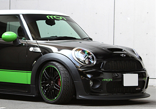 R56 Jhon Cooper Works Front Spoiler(MC前)